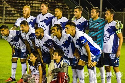Empate de Juventud Antoniana con Central Córdoba santiagueño - Marcos Litre jugó los 90 minutos.