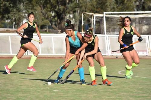 Hockey Femenino - El Sub 16 de la Federación cayó ante Tandil y jugará por el 3° puesto.