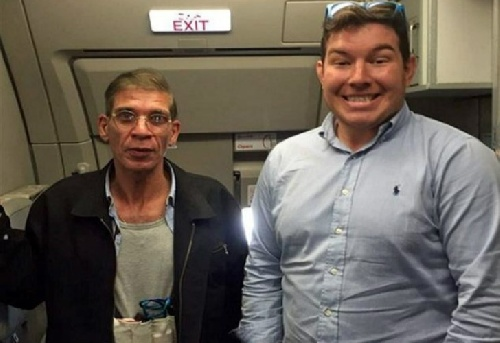 La foto con el terrorista