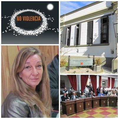 Mónica Milano:  Construir paz y  dignidad