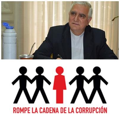 Monseñor Lozano: Las mafias siguen y van por más.Digamos con fuerza: ¡paren de robar! ¡Paren de matar