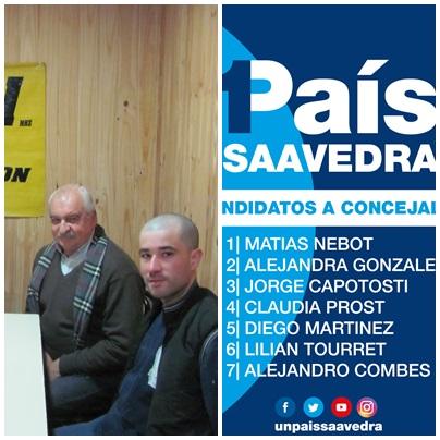 1PAIS Diego Martinez: participación, apertura a los jóvenes, educación y seguridad vial
