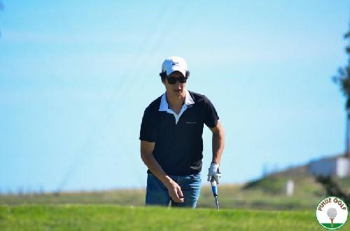 Golf - Juan Andres Magallanes ganador en el club local.