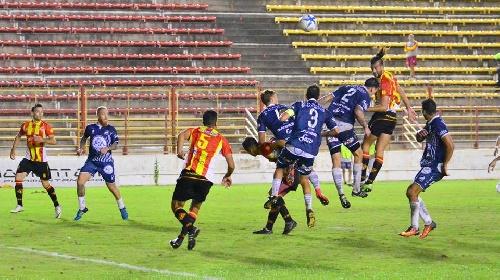 Federal A - Juventud Antoniana con Marcos Litre como titular empató en cero ante Sarmiento de Resistencia.