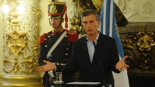 Macri fue a la Justicia y pidió la