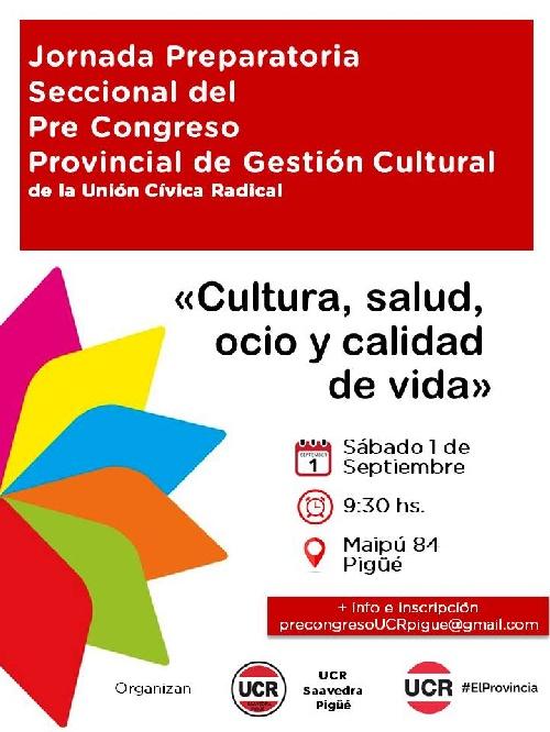 UCR : PRE CONGRESO DE POLITICAS DE GESTIÓN CULTURAL