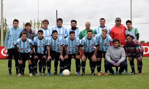 Liga Cultural Pampeana - Argentino de Darregueira con Alejandro Gabillondo ganó el clásico de aquel lugar.