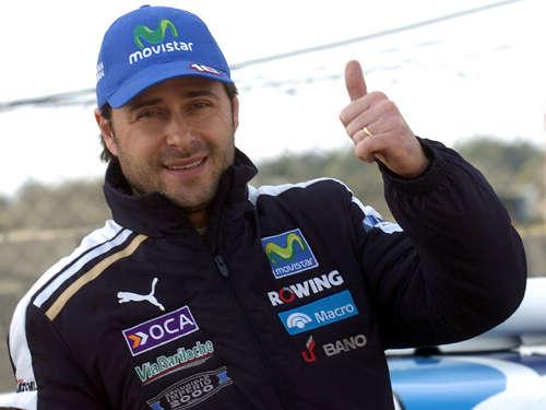 Turismo Carretera - Christian Ledesma se quedó con la clasificación del sábado en Termas de Río Hondo.