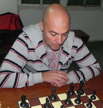 Ajedrez - Marcelo Della Pittima es el campeón 2018 del Club local.