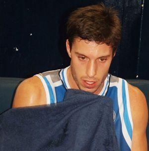 Basquet Federal - Erbel Di Pietro goleador del partido en el que Racing derrotó a Escobar.