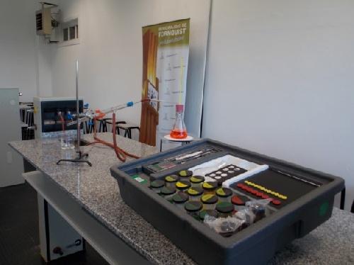 Se habilitó el Centro Nacional de Educación Tecnológica