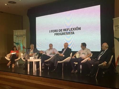 LINARES  PARTICIPÓ DEL I FORO DE REFLEXIÓN PROGRESISTA