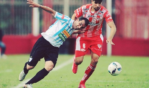 Nacional B - Martín Prost reapareció en un Juventud Unida que goleó en Lomas de Zamora.