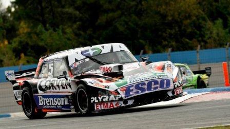 Turismo Carretera - Matías Rossi continuó como dueño de los tiempos.