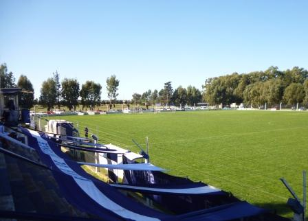 LRF - Solicitud del Club Sarmiento para jugar el venidero 25 de mayo.
