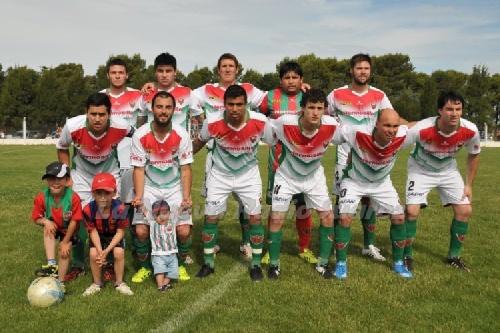 DEPORTIVO SARMIENTO campeón 2016 de la Liga Regional de Fútbol.