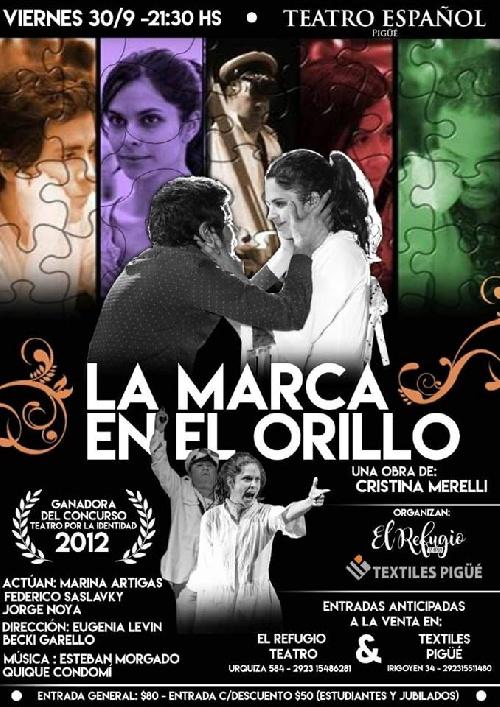 """Pigüé:  la obra ganadora del """"Teatro por la Identidad"""" del año 2012 en el Teatro Español"""