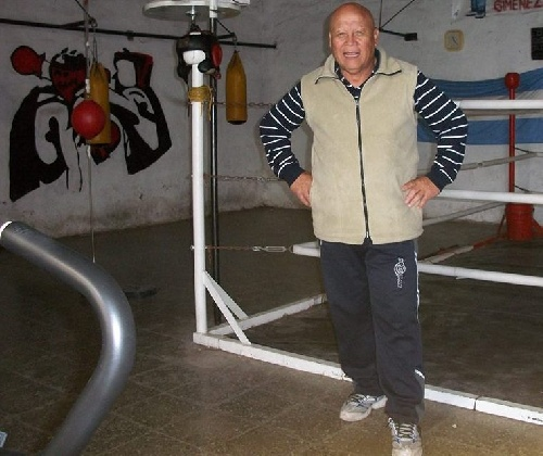 Gabino Gimenez: un referente del boxeo local