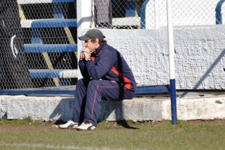 Marcos Cavalier, flamante técnico del Club Peñarol.
