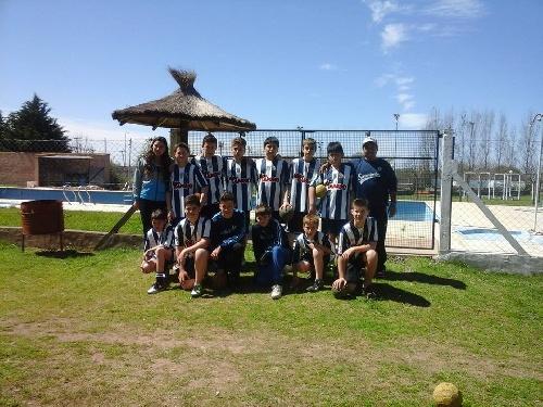 Handball - Actividad de Sarmiento en Tres Lomas