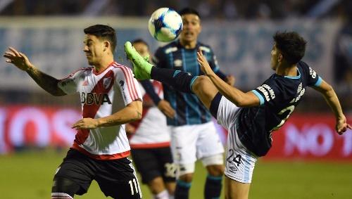 AFA - 1ra División - River Plate venció a Atlético Tucuman y se pone a un punto de Boca - Leandro González titular en el tucumano.