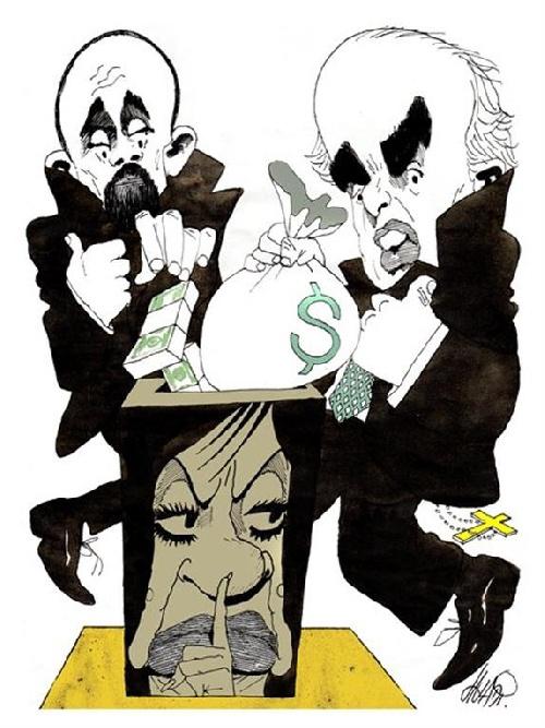 Korrupción, narcotráfico y campañas electorales