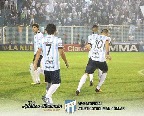 AFA - 1ra División - Empate de Atlético Tucumán ante Aldosivi - Leo González titular en el decano.