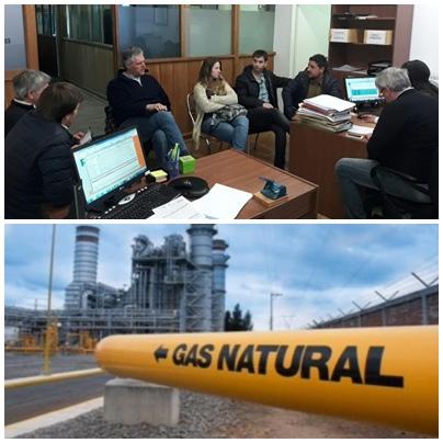 Se licitó la obra de gas para la zona norte de Pigüé