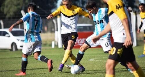 AFA - Inferiores - Olimpo cayó en todas las categorías ante Racing Club.