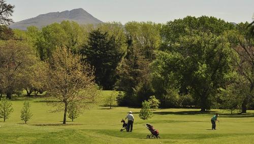 Golf - Representantes locales se harán presentes en Sierra de la Ventana.
