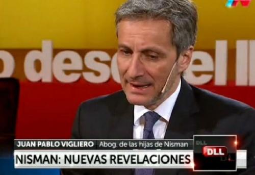 Vigilaban a Nisman, según el abogado de sus hijas