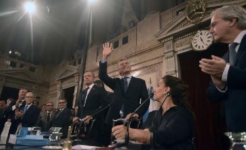 """Macri en el Congreso: """"Detrás de la corrupción hay tragedias que se podrían haber evitado, como la de Once"""""""