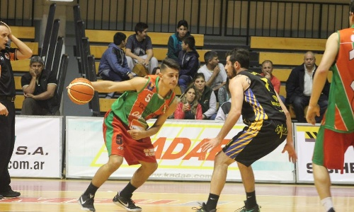 Basquet Santa Fe - El Ceci Basquet Club con 9 puntos de Biscaychipy cayó en amistoso ante Sportivo Las Parejas.