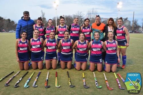 Hockey Femenino - Cef 83 venció a Sarmiento en 1ra y es el Campeón 2018.