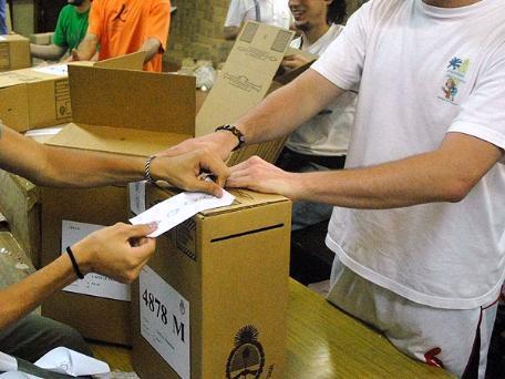 Pigüé: Transcurren con normalidad  y una asistencia del 35% las PASO en el Distrito