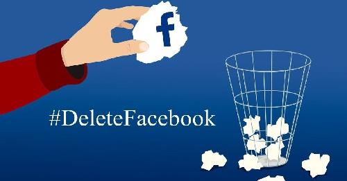 #DeleteFacebook: crece la furia de los usuarios pese al mea culpa de Zuckerberg