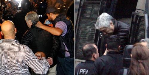 RUTA DEL DINERO K: Lázaro Báez y Perez Gadín se negaron a declarar y el juez rechazó su excarcelación