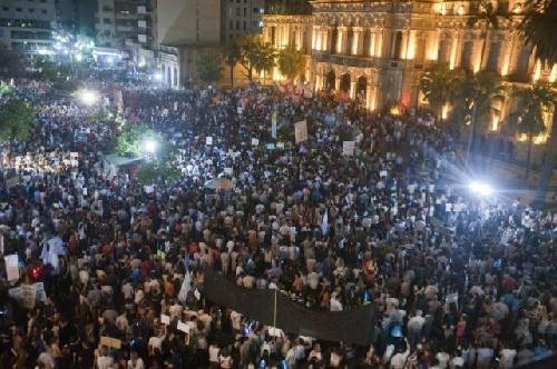 Siguen las movilizaciones en Tucuman