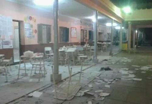Tucumán: 42  urnas quemadas