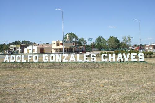 Categorías del Sudeste - González Chavez recibe el fin de semana  a la reanudación de la actividad.