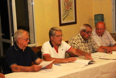 LRF - Novedades de la reunión habitual del día lunes.