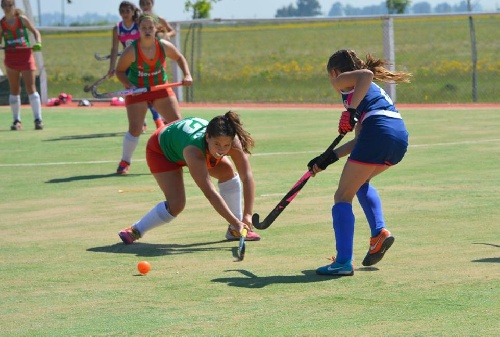 Hockey Femenino - Ya se conoce el fixture de la Federación del Sud Oeste.