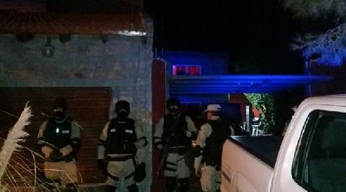 Desbaratan una peligrosa banda narco en Bahia Blanca: hay 9 detenidos