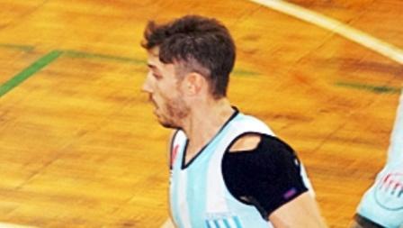 Liga Argentina - De Pietro goleador en la victoria ante Parque Sur.