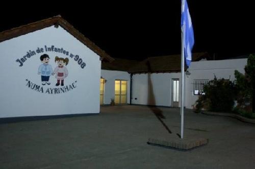 "Bono contribución del Jardín de Infantes Nº 908 ""Numa Ayrinhac"""