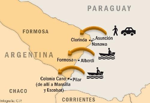 Fraude: unos diez mil paraguayos votaron en Formosa con DNI argentinos, pero con domicilios falsos