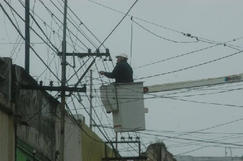 Cooperativa Eléctrica : comunicado de corte en Pigüé