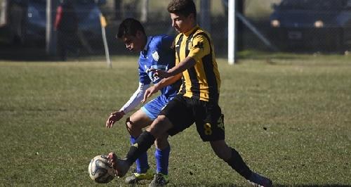 AFA Inferiores - Con gol de Braian Pazos, Olimpo derrotó uno a cero a Rafaela en 4ta división. El resto de las formativas aurinegras.