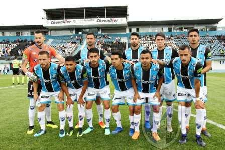 Copa Argentina - Almagro con Marcos Litre participará de la competencia 2019.
