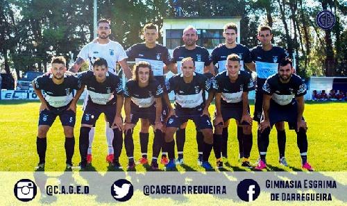 Fútbol Provincial La Pampa - Gimnasia de Darregueira con Fermín Greco empató y quedó fuera de campeonato.